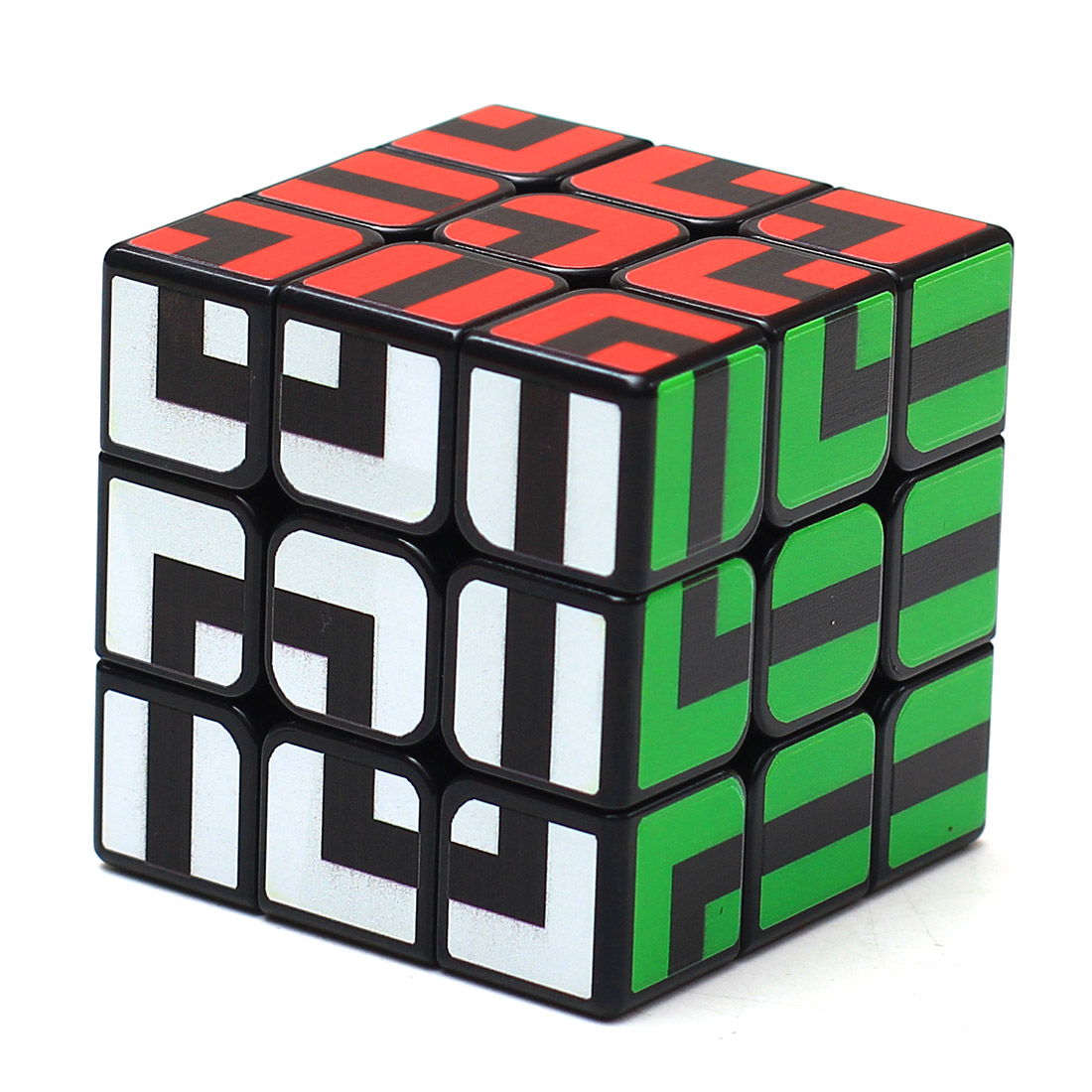 3x3x3 Maze Z-Cube