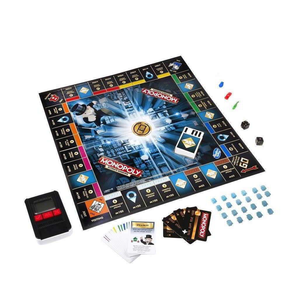 Monopoly - Banco Electrónico