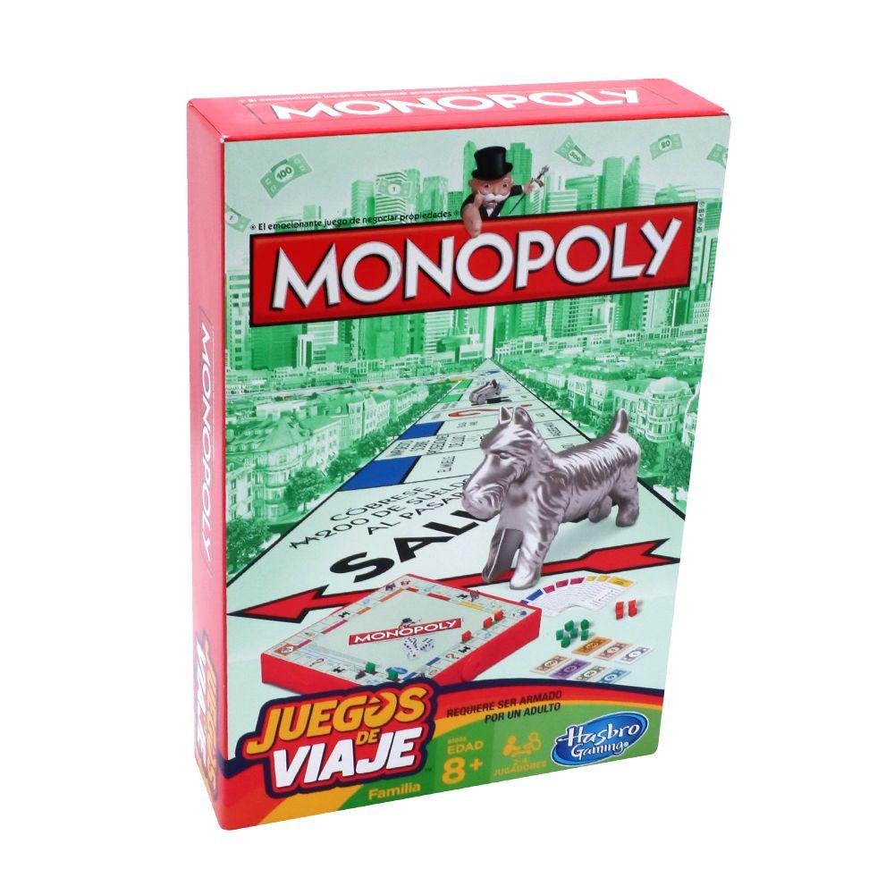Monopoly - Juego de Viaje
