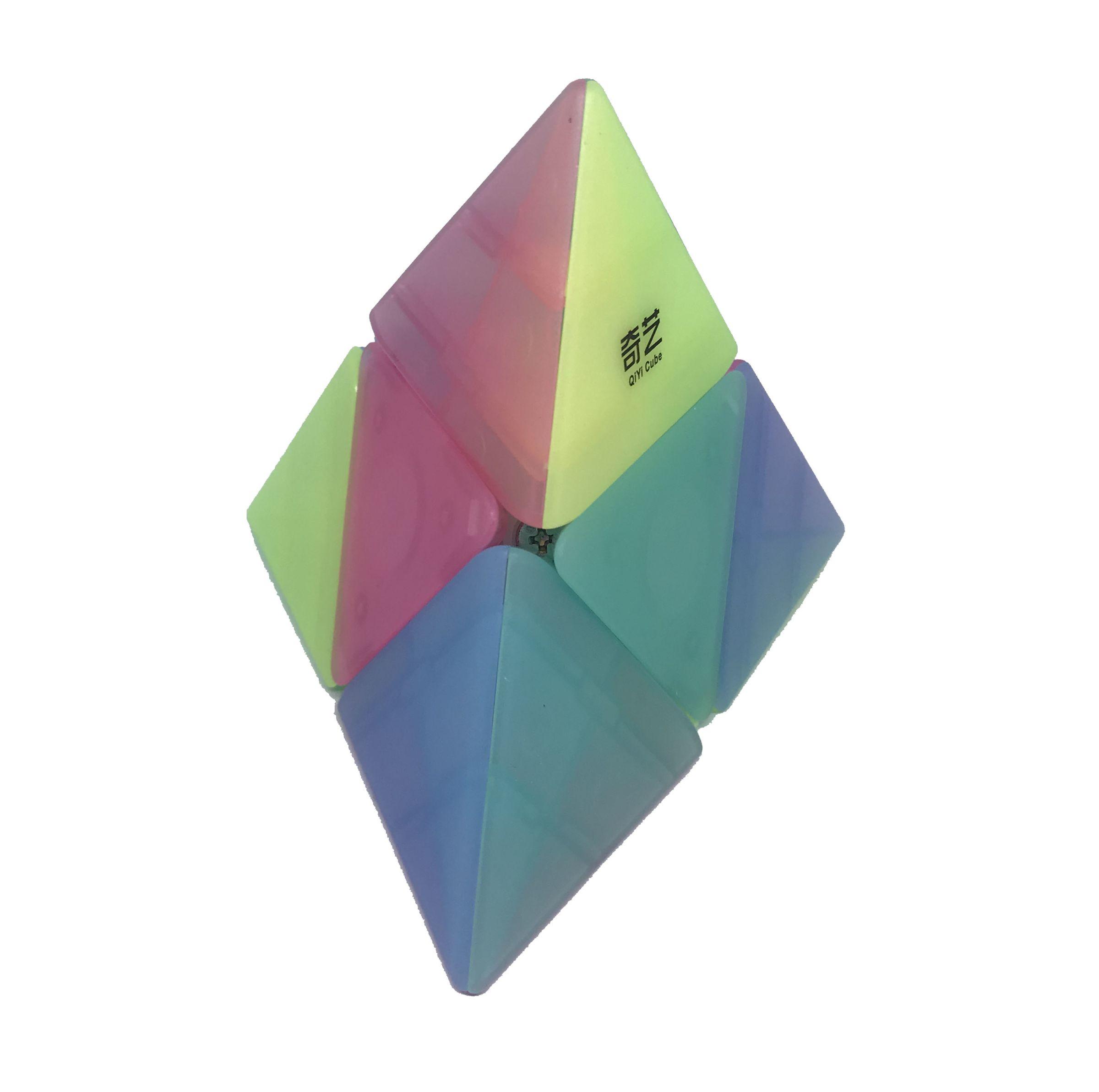 Pyraminx 2x2x2 Jelly