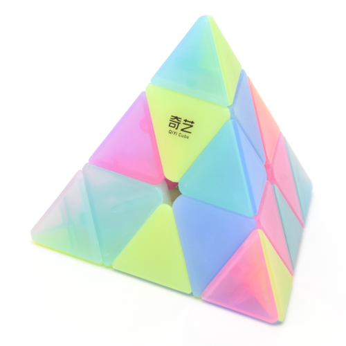 Pyraminx Qiming Jelly
