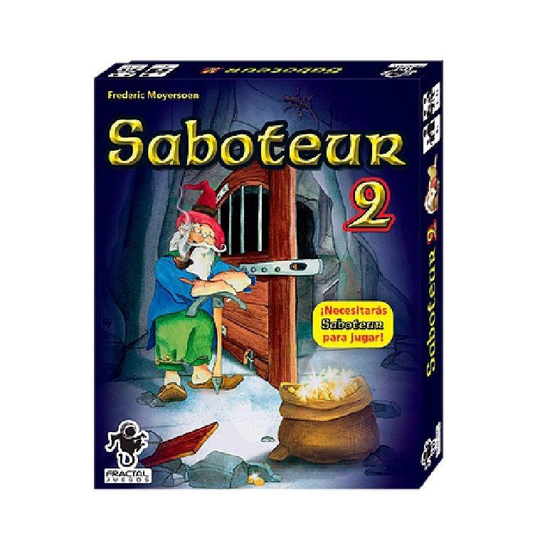 Saboteur 2 Ampliación - Juego de Mesa