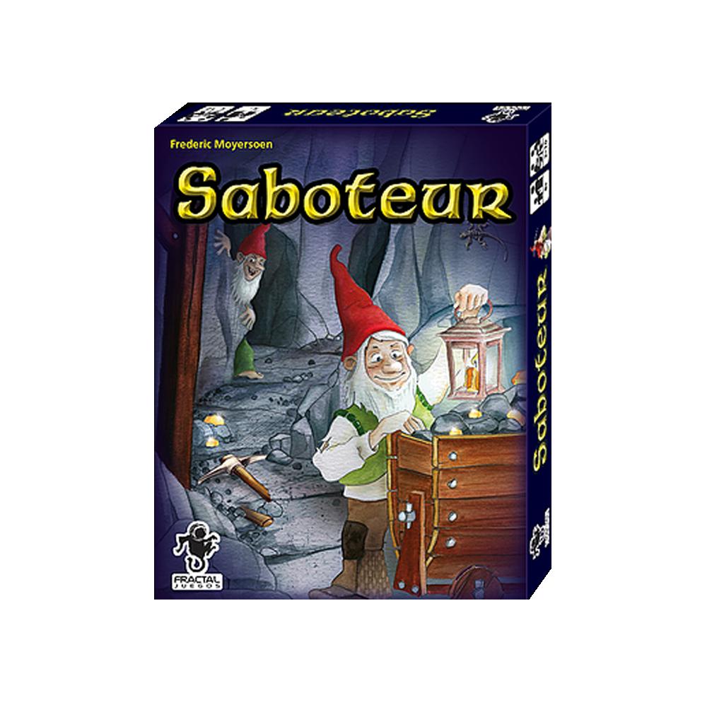 Saboteur - Juego de Mesa