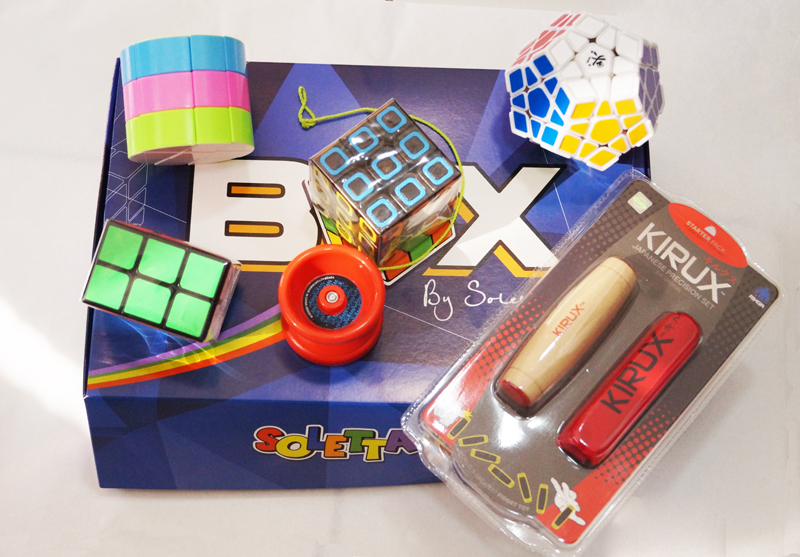 Soletta Box Abierta Navidad