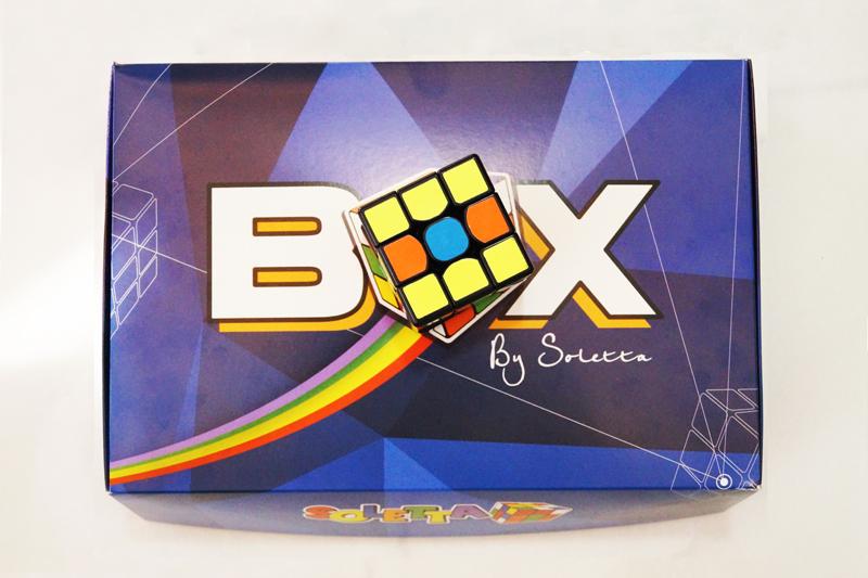 Soletta Box Cubos Navidad