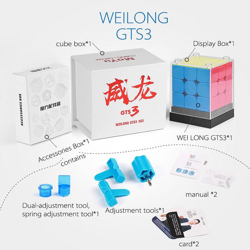 3x3x3 Weilong GTS v3