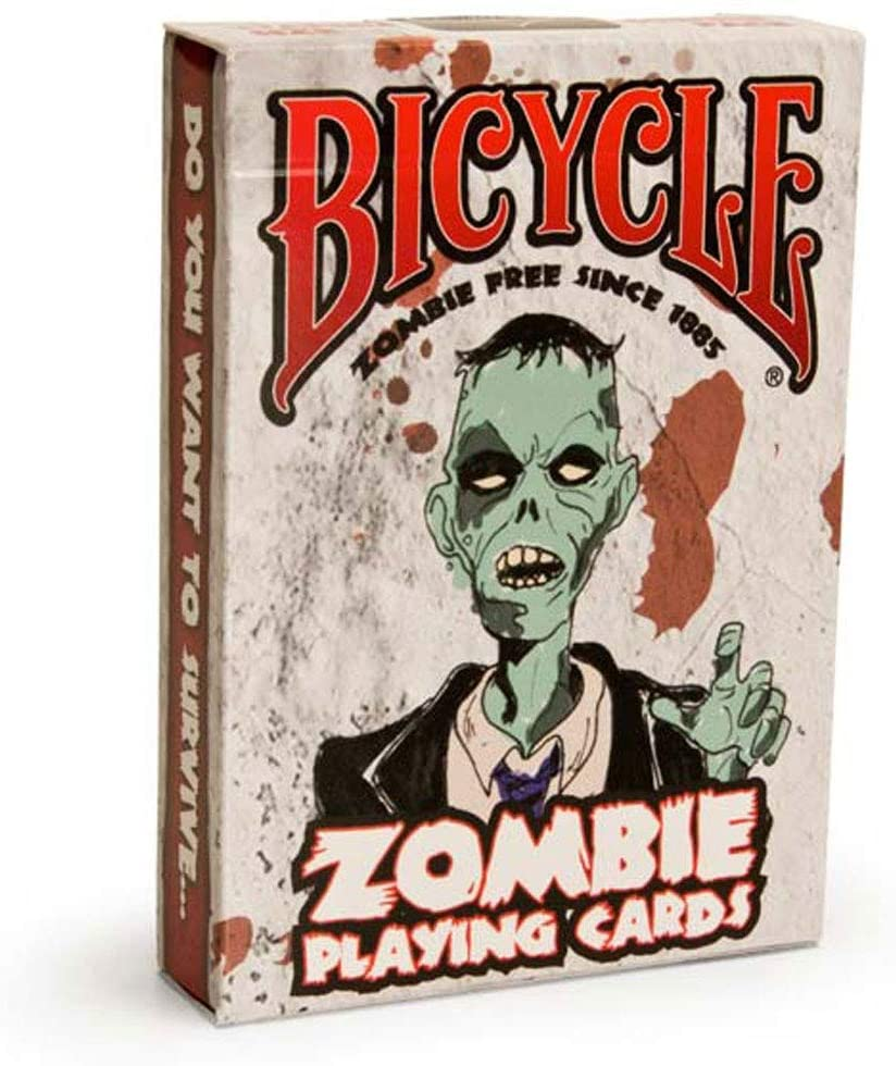 Baraja Naipe Zombie