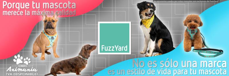 Cónoce nuestros nuevos accesorios de FuzzYard