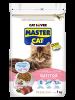 MASTER CAT GATITOS CARNE Y LECHE 8 KILOS