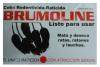 VENENO RODENTICIDA BRUMOLINE 200Gr
