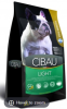CIBAU LIGHT MINI BREED 3 KILOS