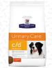 HILLS PERRO C/D URINARY CARE 1.5 KG