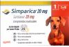 SIMPARICA 20 MG 1 COMPRIMIDO 5 A 10 KILOS