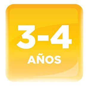 3 4 ANOS