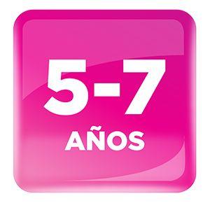 5 7 ANOS