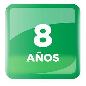 8 ANOS