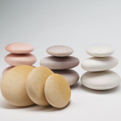Set 12 piedras sensoriales para clasificar