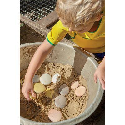 12 Piedras sensoriales para clasificar