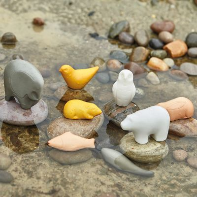 8 Animales sensoriales para jugar