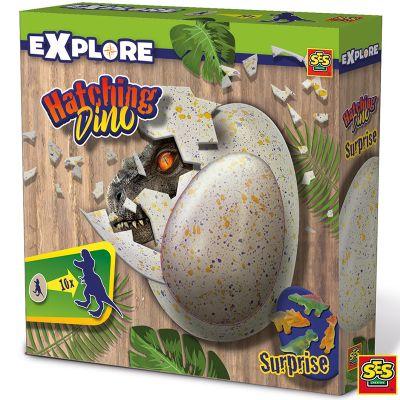 Huevo de dinosaurio mágico Ses