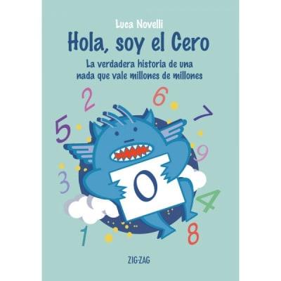 Libros informativos - Hola, soy el Cero