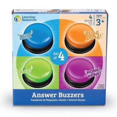 Botones de respuesta 4pz