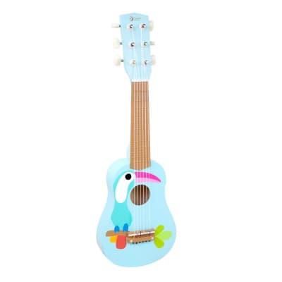 Guitarra infantil tucán