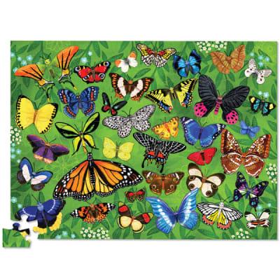 Puzzle 100pz mariposas