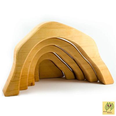Arcos de madera waldorf grande