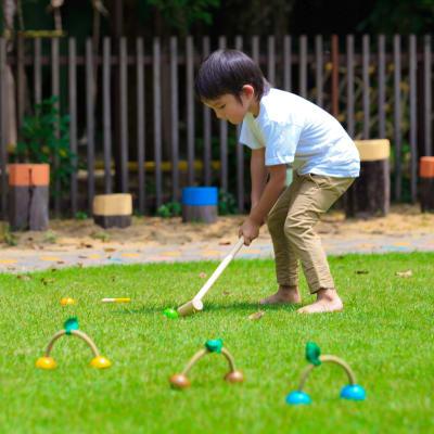 Juego de croquet 12pz