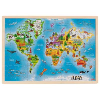 El mundo puzzle