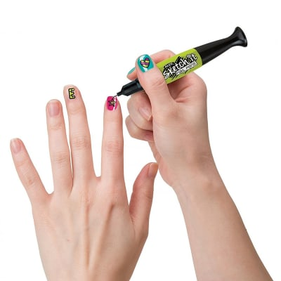 Lápices pinta uñas spa salón
