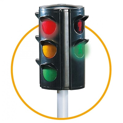 Semáforo Big Traffic Lights