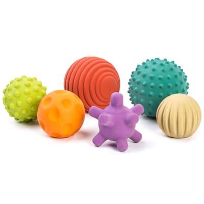 Balones sensoriales 6und