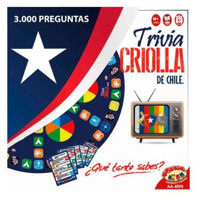 Trivia criolla de Chile
