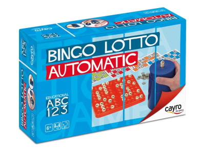 Bingo automático Cayro