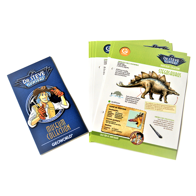 Dr. Steve - Dinosaurs Collection Stegosaurus