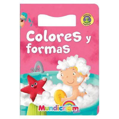 Llévame contigo - Colores y formas