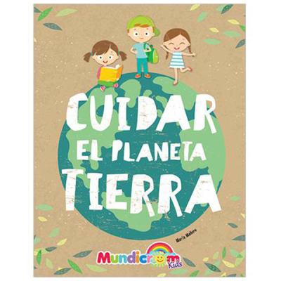 Eco libros - Cuidar el planeta Tierra