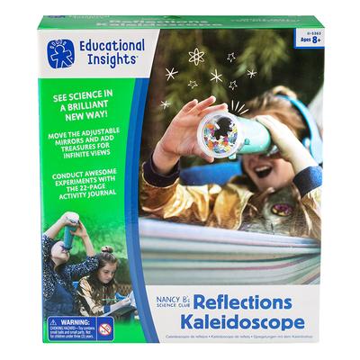 Caleidoscopio de reflexiones