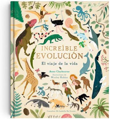 Increíble evolución, el viaje de la vida