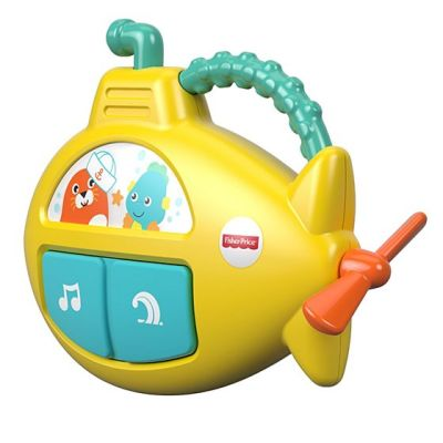 Submarino musical portátil Fisher-Price