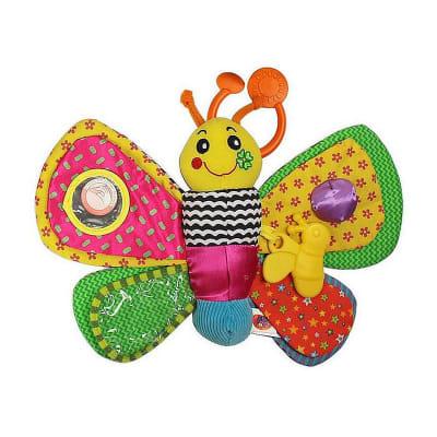 Colgante mariposa divertida