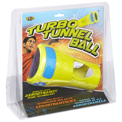 Lanzador turbo tunnel ball