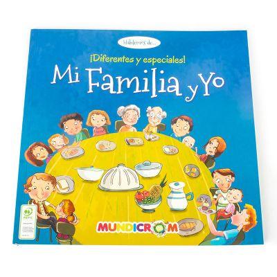 Hablemos de...  Mi familia y yo, diferentes y especiales