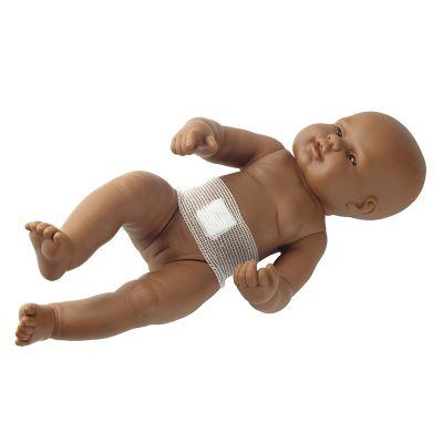 Recién nacido niña raza negra 42cm