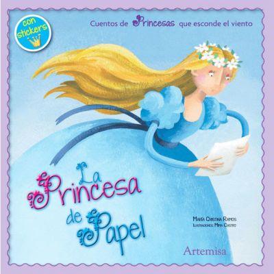 Cuentos de princesas - La princesa de papel