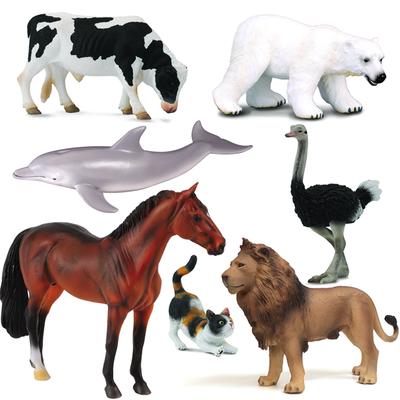 Surtido de Animales 7pz, modelo II