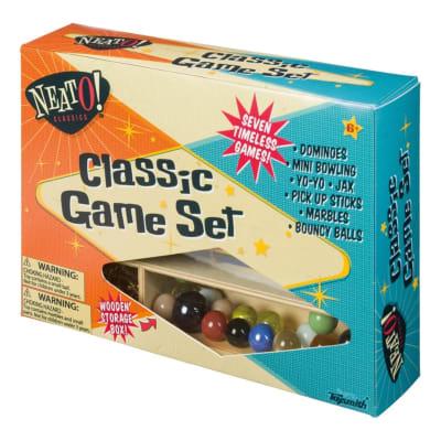 Caja de juegos clásicos