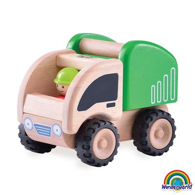 Mini dumper madera